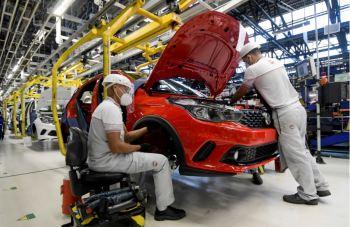Otimismo quanto à demanda do setor passou de 54,5 pontos para 56,1 pontos. Já a expectativa sobre exportações aumentou de 53,0 pontos para 54,7 pontos