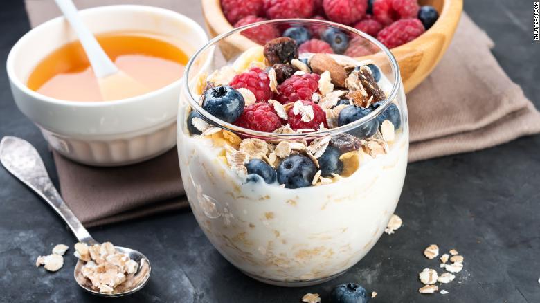 Café da manhã equilibrado para começar o dia com energia