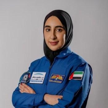 Engenheira de 27 anos foi selecionada entre 4 mil candidatos que se inscreveram no programa de astronautas do Centro Espacial Mohammed Bin Rashid