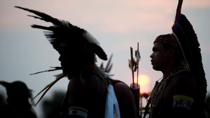 Diagnósticos de coronavírus avançam entre indígenas