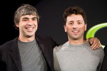Fortuna de Larry Page e Sergey Brin supera US$ 100 bilhões — tudo graças à alta das ações de tecnologia
