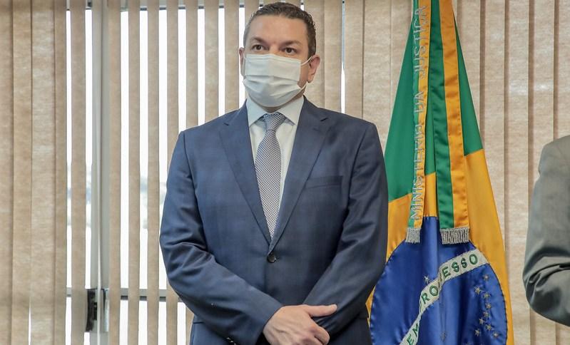 """Paulo Gustavo Maiurino tem entre os destaques da sua carreira o fato de ter participado da investigação do chamado """"mensalão mineiro"""""""