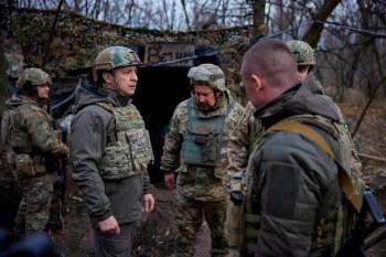 Presença de tropas russas próximas à fronteira ucraniana colocaram o país em alerta