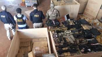 Apreensão ocorreu no Paraná; segundo investigadores, munição abasteceria o crime organizado no estado fluminense