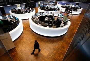 O mercado alemão fechou em máxima histórica e o londrino encerrou no maior patamar em mais de um ano