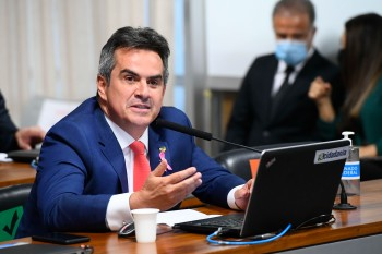 Senador afirma que comissão existe somente para atacar o governo Jair Bolsonaro
