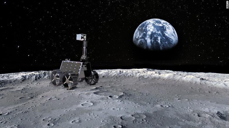 Em parceria com startup japonesa, os Emirados Árabes vão enviar rover à Lua