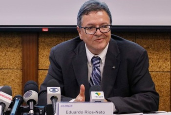 Escolha de Eduardo Rios Neto foi informada à CNN pelo ministro da Economia, Paulo Guedes