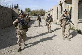 Em entrevista exclusiva à CNN, grupo sugeriu que Taleban não está sendo honesto nas negociações de paz com o governo americano