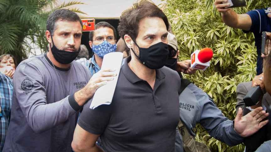 Dr. Jairinho foi indiciado pela Polícia Civil do Rio por homicídio duplamente qualificado.