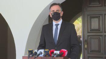 'O presidente alega segurança', diz à CNN o senador Omar Aziz (PSD-AM), o mais cotado para presidir a comissão
