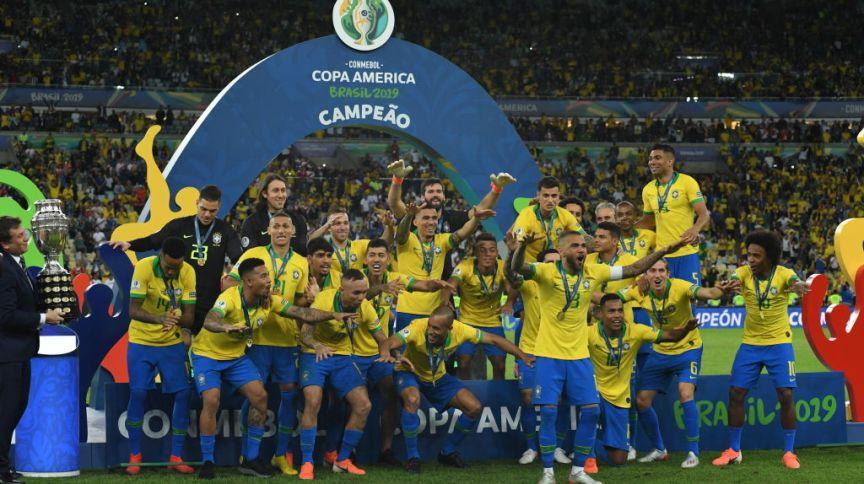 Seleção Brasileira foi a campeã da última edição do torneio, realizada em 2019
