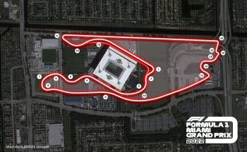 Circuito de 5,41 km será construído no entorno do Hard Rock Stadium, onde joga a equipe da NFL Miami Dolphins; cidade será a 11ª nos EUA a receber a categoria