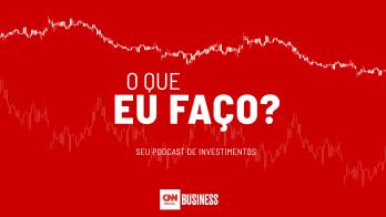 Os apresentadores Fernando Nakagawa e Luciana Barreto conversam com Ricardo Peretti, estrategista de renda variável da Santander Corretora para Brasil e América