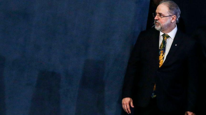 O jurista Augusto Aras, atual procurador-geral da República