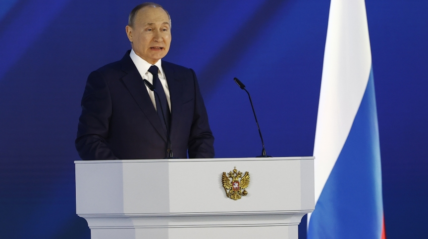 Putin pediu para a população se vacinar contra Covid-19 para que país atinja imunidade de rebanho até novembro