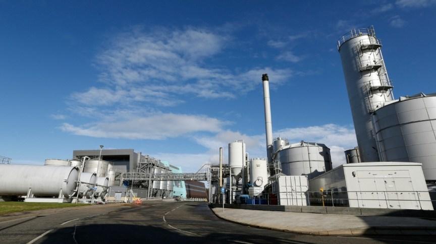 Usina de bioenergia. 20/3/2014