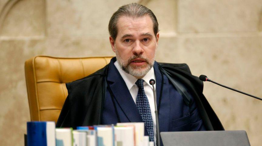 Ministro do Supremo Tribunal Federal (STF), Dias Toffoli