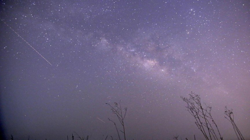 Chuva de meteoros poderá ser observada em todo o mundo em abril