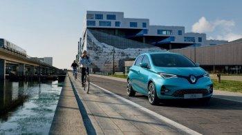 Além das mudanças no modelo, a Renault anunciou outra novidade: vai permitir que os consumidores aluguem o carro elétrico