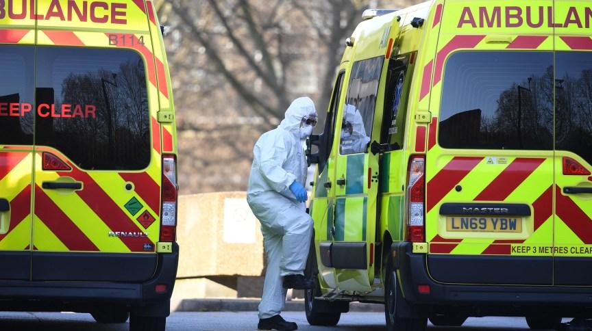 O número de mortes por coronavírus na Inglaterra e no País de Gales seria maior do que o informado pelo governo