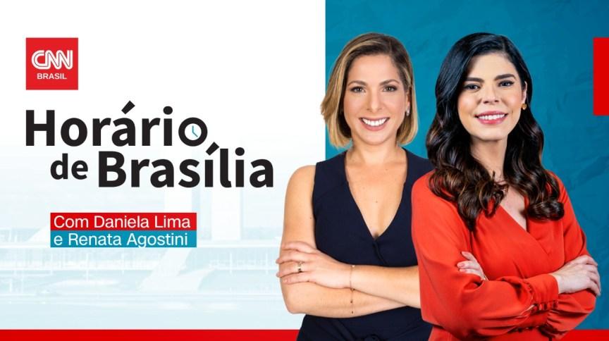 Na 3ª temporada, podcast 'Horário de Brasília' passa a ser apresentado ao vivo pelas jornalistas Daniela Lima e Renata Agostini