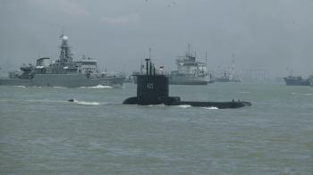 Submarino tem oxigênio suficiente para ficar submerso por 72 horas