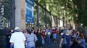 Covid-19: RJ distribui 495 mil doses de vacina para 86 municípios neste sábado