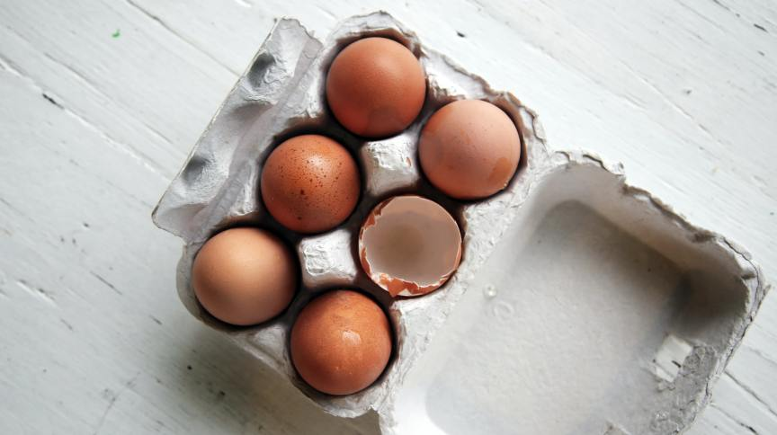 Apesar de possuir altos níveis de colesterol, os ovos não são, necessariamente, os inimigos da dieta