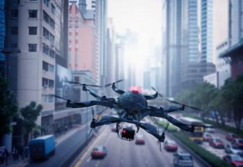 Acordo foi firmado com Speedbird Aero, que já opera drones de outras grandes marcas, como iFood