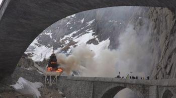 Festa tradicional para prever o fim da estação mais fria do ano foi retirada de Zurique por causa da pandemia