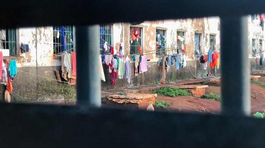 Penitenciária Estadual de Dourados, no Mato Grosso do Sul