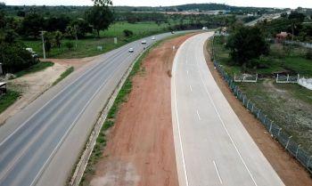 Departamento Nacional de Infraestrutura de Transportes (Dnit) soma mais de 180 km de novas pistas entregues na Bahia