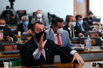 Aziz foi eleito com 8 dos 11 votos dos membros da comissão