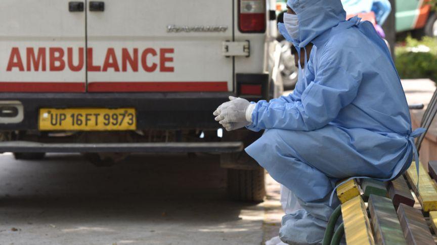 Infecção fúngica tem afetado pacientes com Covid-19 em vários estados da Índia