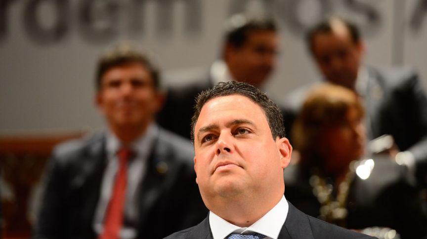 Atual presidente da Ordem dos Advogados do Brasil (OAB), Felipe Santa Cruz