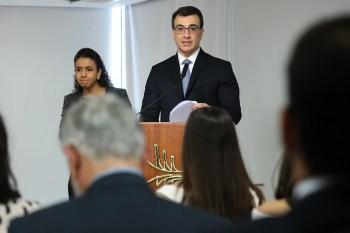 Chanceler participa da Comissão das Relações Exteriores e de Defesa Nacional, na Câmara dos Deputados