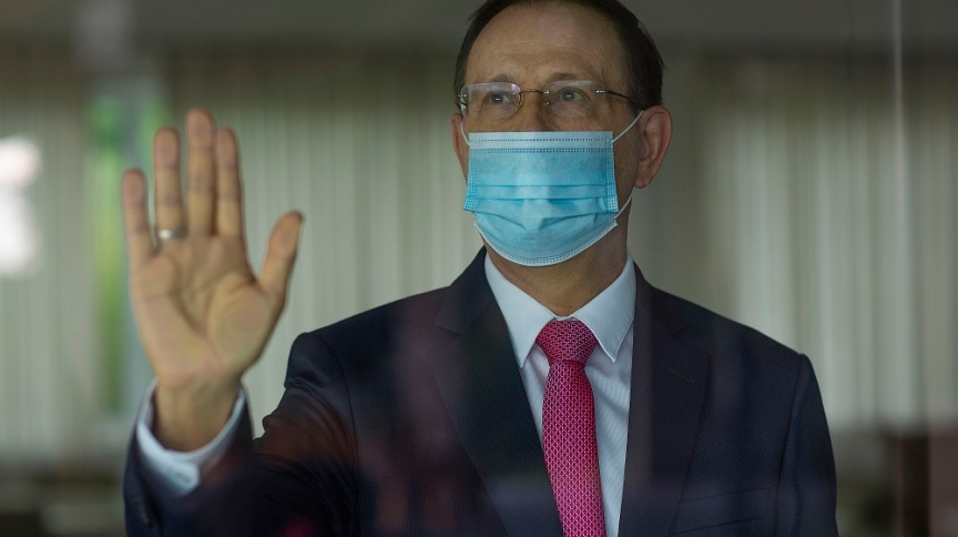 Wizard é apontado pelos senadores como suposto integrante do gabinete paralelo, responsável por aconselhar o presidente em questões relacionadas à pandemia