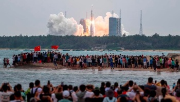 China se aproxima da instalação de estação espacial para rivalizar com o projeto construído pela Nasa há mais de 20 anos