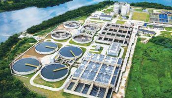 Empresa foi uma das principais vencedoras do leilão que arrematou as áreas de atuação da Cedae, no Rio
