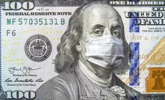 Mercados globais tiveram dia tenso com as preocupações em torno de nova cepa do coronavírus, que pode atrasar a recuperação econômica global