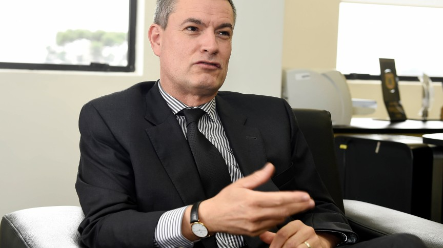 O ex-diretor-geral da Polícia Federal Maurício Valeixo