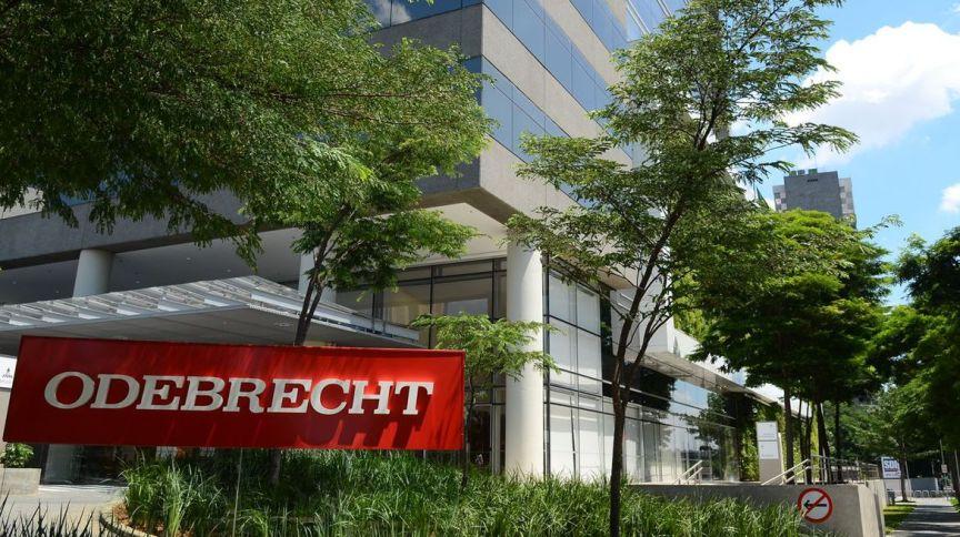 Fachada da sede da Odebrecht, em São Paulo