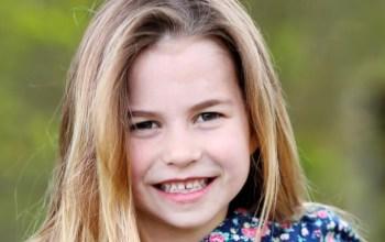 A princesa está prestes a completar 6 anos de idade e não é vista com frequência nas redes sociais