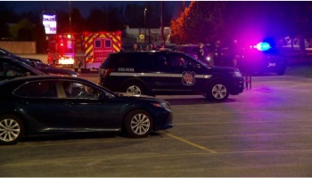 A Polícia acredita que o suspeito disparou contra as vítimas porque elas tinham relação com o alvo principal do atentado