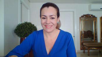 Prefeita de Palmas (TO), Cinthia Ribeiro, conta que recebeu ameaças por ter implementado medidas restritivas mais rígidas contra a Covid-19