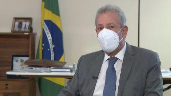 Ministro de Minas e Energia falou à CNN sobre as expectativas para os pregões dos campos de Sépia e Atapu, previstos para dezembro