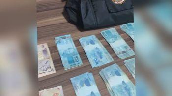 De acordo com as investigações, o grupo chegou a movimentar R$ 700 milhões em contas de empresas de fachada