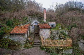 Veja fotos das habitações que estão preservadas desde 1855, na pequena cidade de Halberstadt, na Alemanha