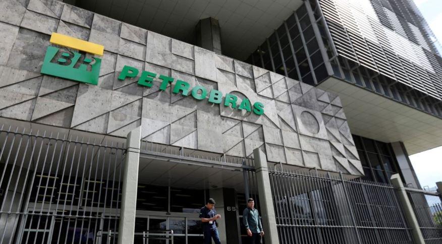 Fachada da sede da Petrobras, no Rio de Janeiro: estatal tem o maior enterprise value do Brasil
